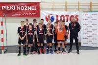 Rocznik 2006/7 - I miejsce na turnieju LOTOS GRIFFIN CUP w Zblewie !!!!